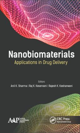 Nanobiomaterials: Applications in Drug Delivery, 1st Edition (Hardback) book cover