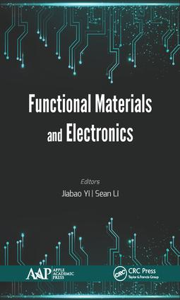 Functional Materials and Electronics: 1st Edition (Hardback) book cover