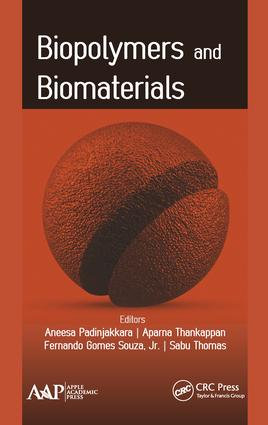 Biopolymers and Biomaterials book cover