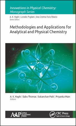 Methodologies and Applications for Analytical and Physical Chemistry book cover
