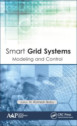Smart Grid Systems: Modeling and Control, 1st Edition (Hardback) book cover