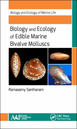 Biology and Ecology of Edible Marine Bivalve Molluscs: 1st Edition (Hardback) book cover