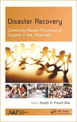 Disaster Recovery: Community-Based Psychosocial Support in the Aftermath book cover