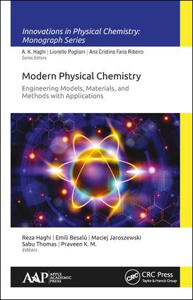 Modern Physical Chemistry: Engineering Models, Materials, and Methods with Applications: 1st Edition (Hardback) book cover