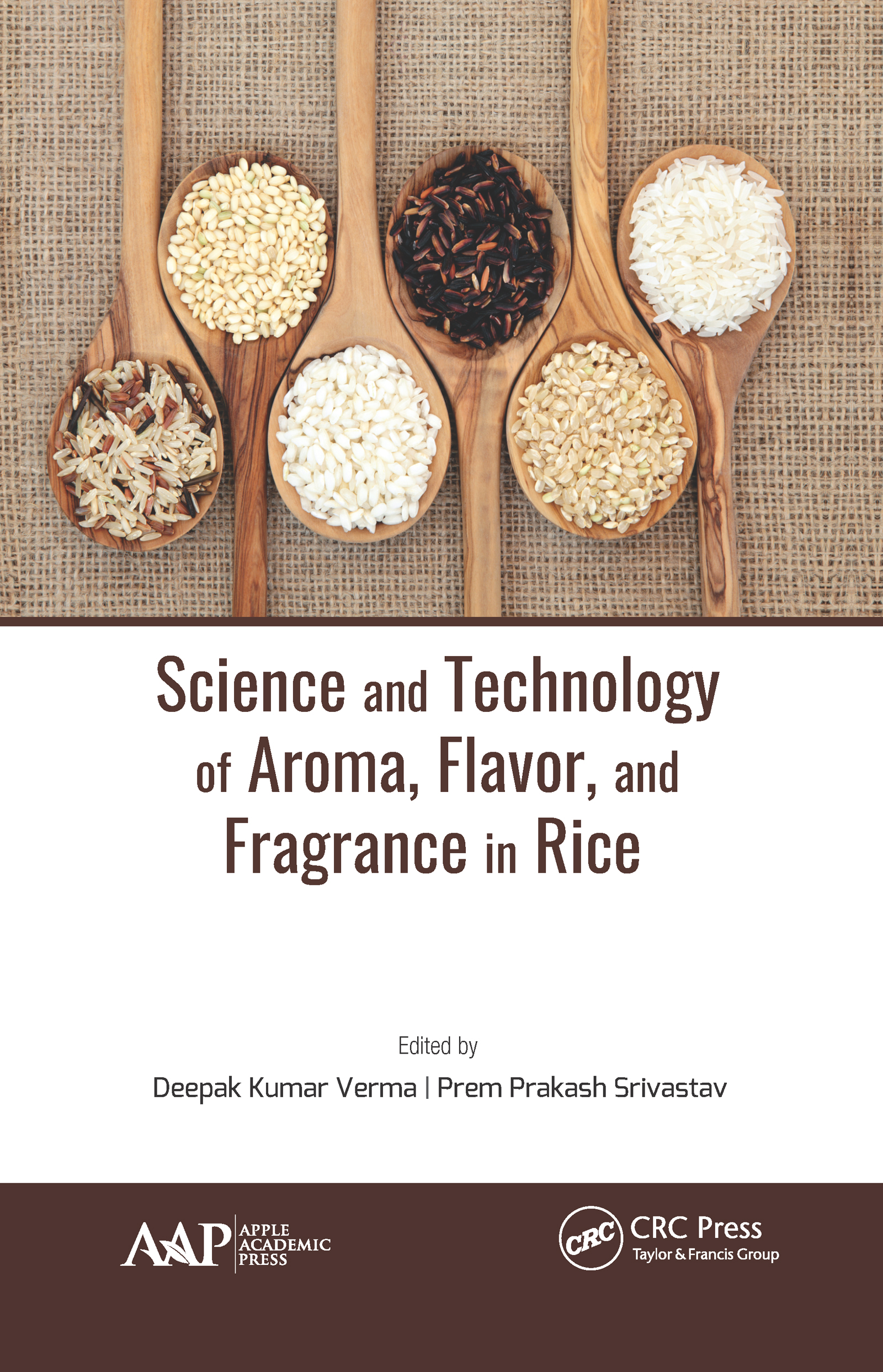 Science and Technology of Aroma, Flavor, and Fragrance in Rice: 1st Edition (e-Book) book cover