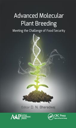 Advanced Molecular Plant Breeding: Meeting the Challenge of Food Security, 1st Edition (Hardback) book cover