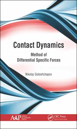 Contact Dynamics: Method of Differential Specific Forces, 1st Edition (Hardback) book cover