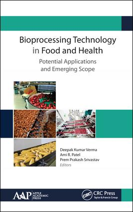 Bioprocessing Technology in Food and Health: Potential Applications and Emerging Scope book cover