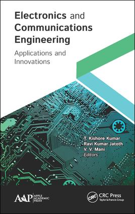 Electronics and Communications Engineering: Applications and Innovations, 1st Edition (Hardback) book cover