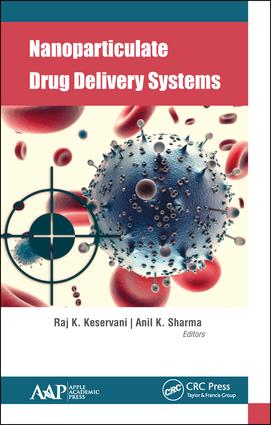 Nanoparticulate Drug Delivery Systems: 1st Edition (e-Book) book cover