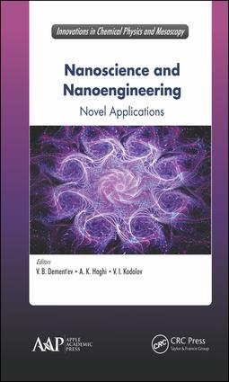 Nanoscience and Nanoengineering: Novel Applications, 1st Edition (e-Book) book cover