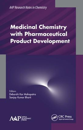 Medicinal Chemistry with Pharmaceutical Product Development book cover