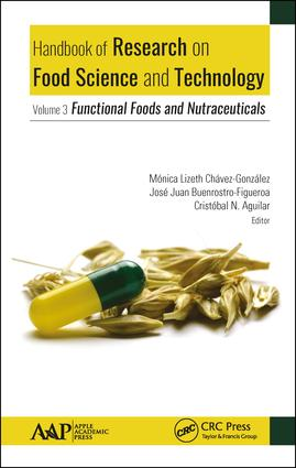 Handbook of Research on Food Science and Technology: Volume 3: Functional Foods and Nutraceuticals, 1st Edition (Hardback) book cover