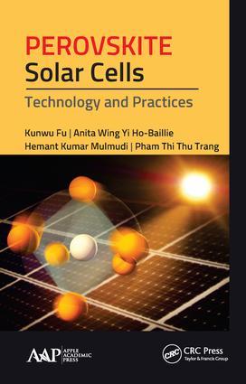 Hole-Transporting-Free Perovskite Solar Cells