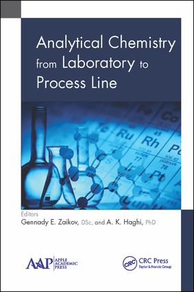 Analytical Chemistry from Laboratory to Process Line: 1st Edition (Hardback) book cover