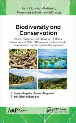 Biodiversity and Conservation: Characterization and Utilization of Plants, Microbes and Natural Resources for Sustainable Development and Ecosystem Management book cover