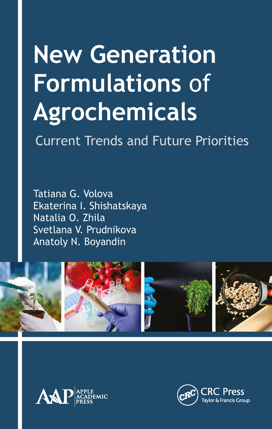 New Generation Formulations of Agrochemicals