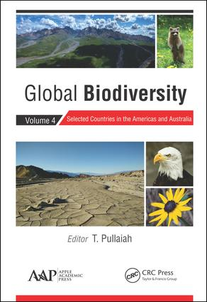 Global Biodiversity: Volume 4: Selected Countries in the Americas and Australia, 1st Edition (e-Book) book cover