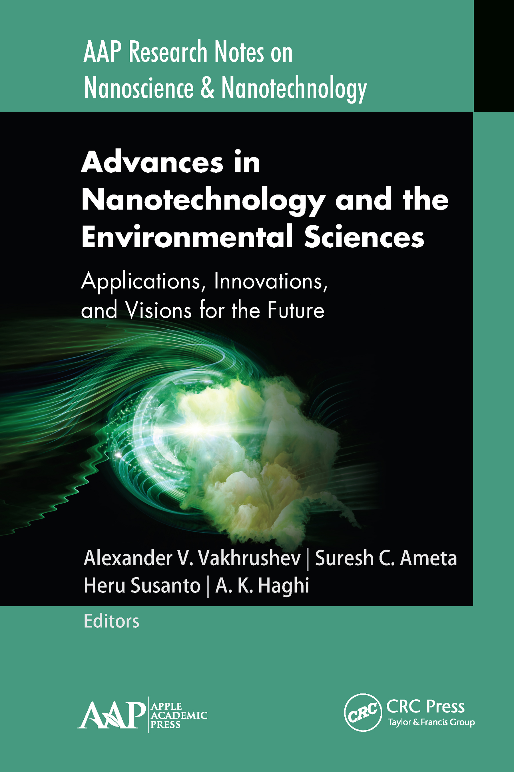 Advances in Nanotechnology and the Environmental Sciences: Applications, Innovations, and Visions for the Future book cover