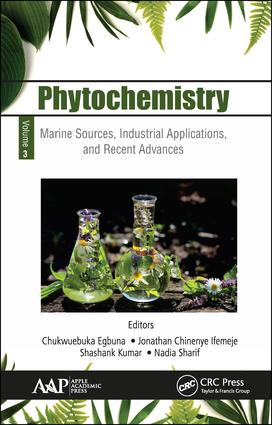 Phytochemistry: Volume 3: Marine Sources, Industrial Applications, and Recent Advances, 1st Edition (Hardback) book cover