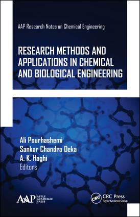 Research Methods and Applications in Chemical and Biological Engineering: 1st Edition (Hardback) book cover