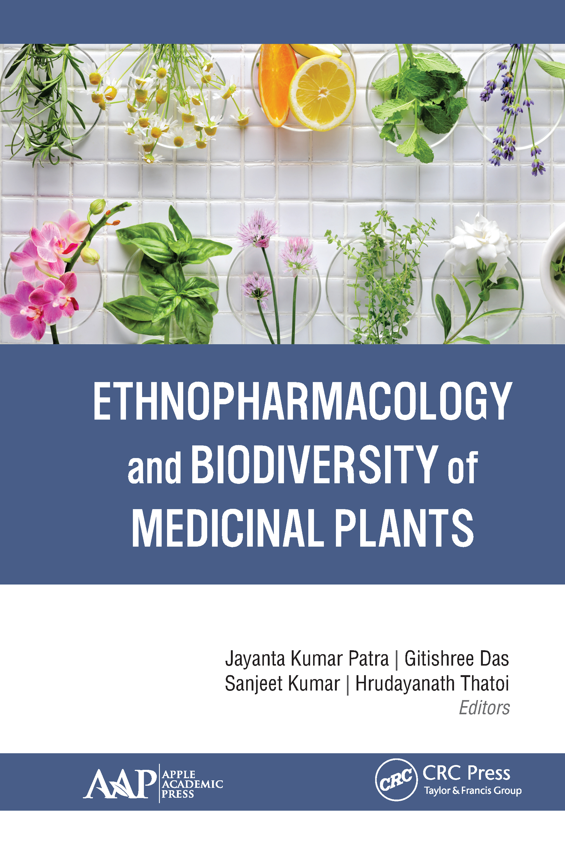 Ethnopharmacology and Biodiversity of Medicinal Plants book cover