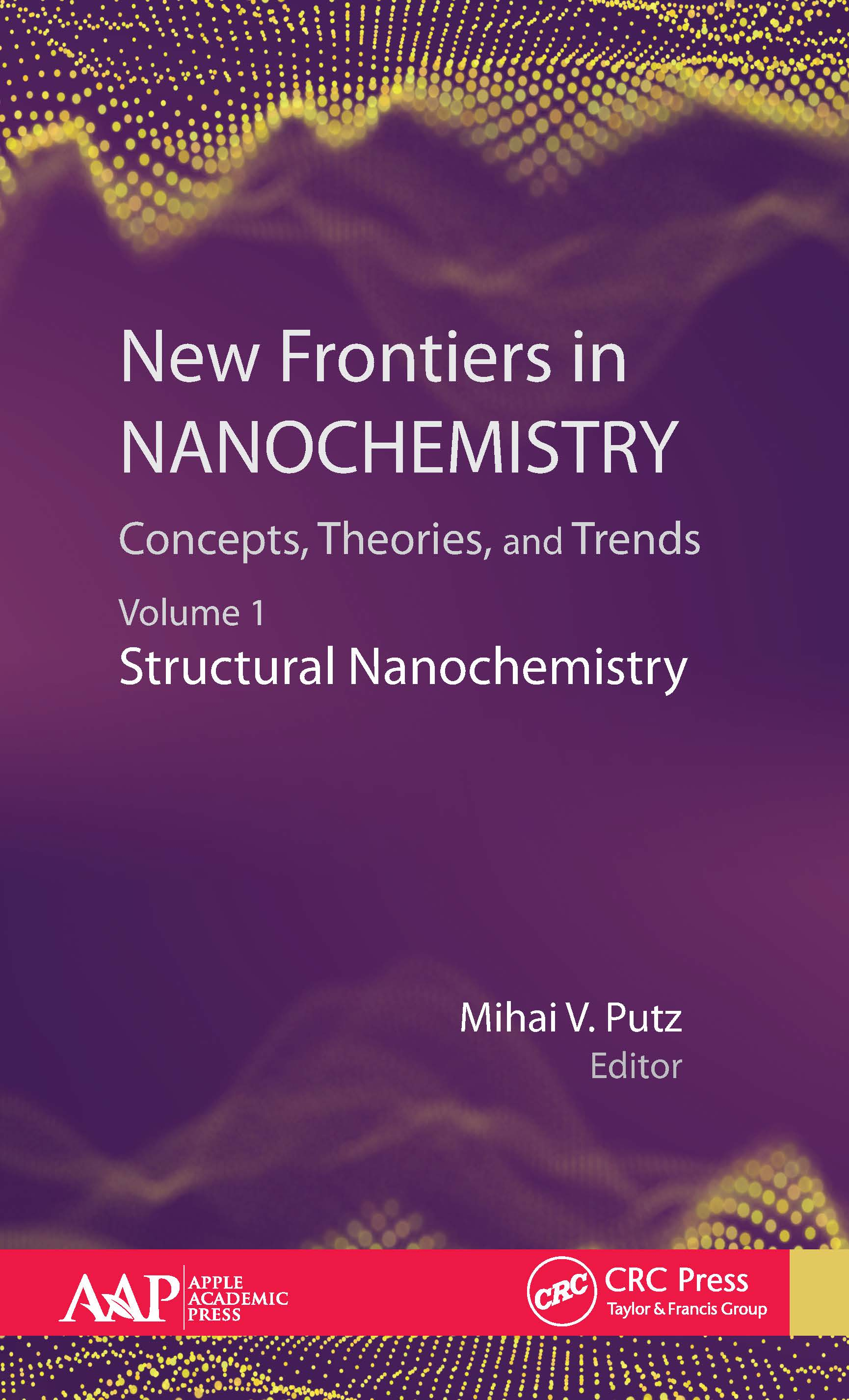 New Frontiers in Nanochemistry: Concepts, Theories, and Trends: Volume 1: Structural Nanochemistry book cover