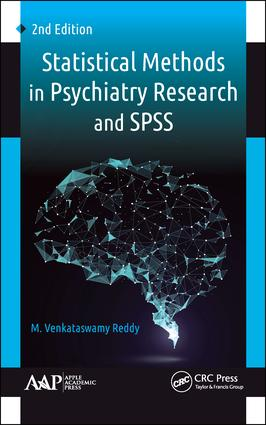 Statistical Methods in Psychiatry Research and SPSS: 2nd Edition (Hardback) book cover