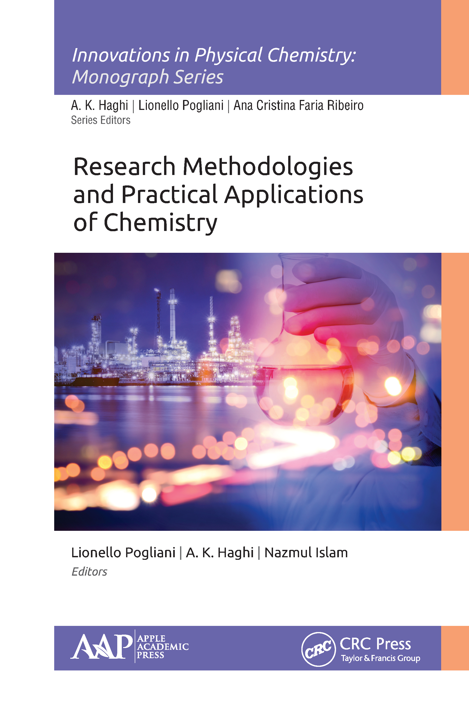 Research Methodologies and Practical Applications of Chemistry: 1st Edition (Hardback) book cover