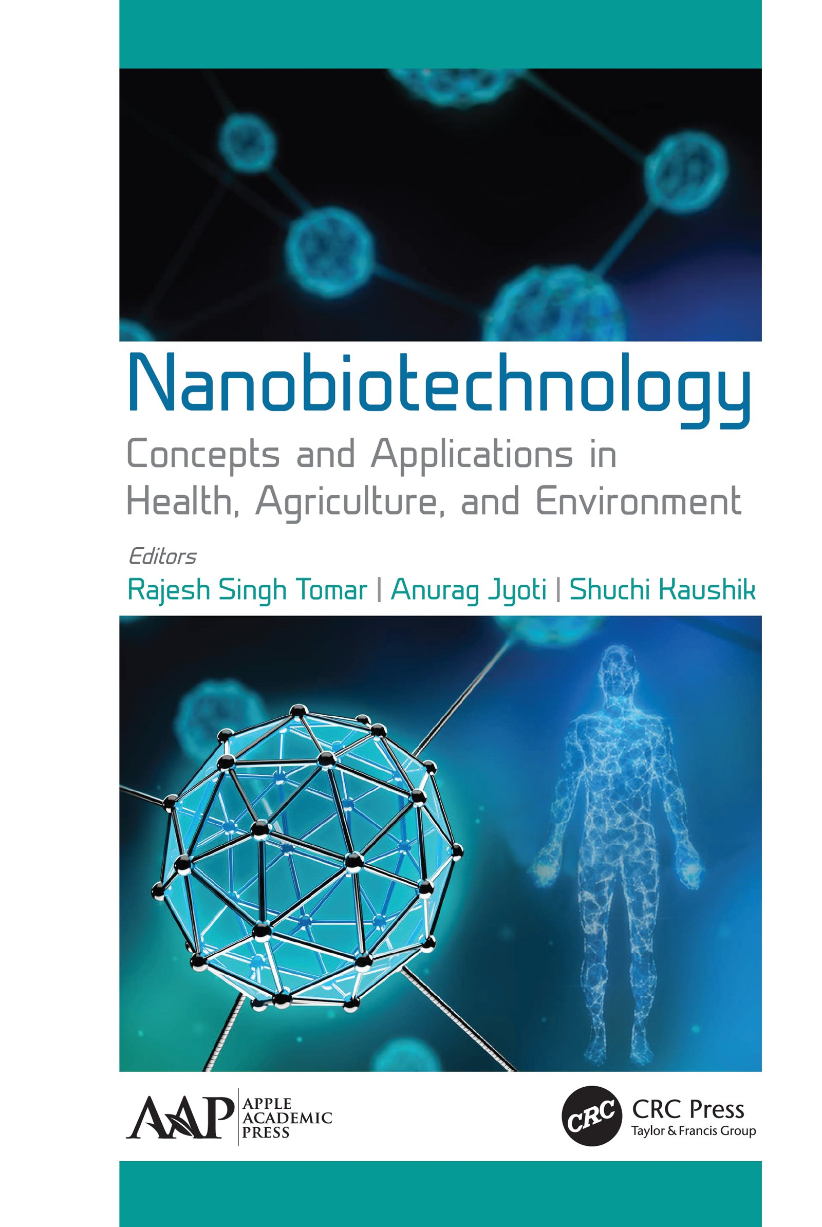 Nanobiotechnology: Concepts and Applications in Health, Agriculture, and Environment book cover