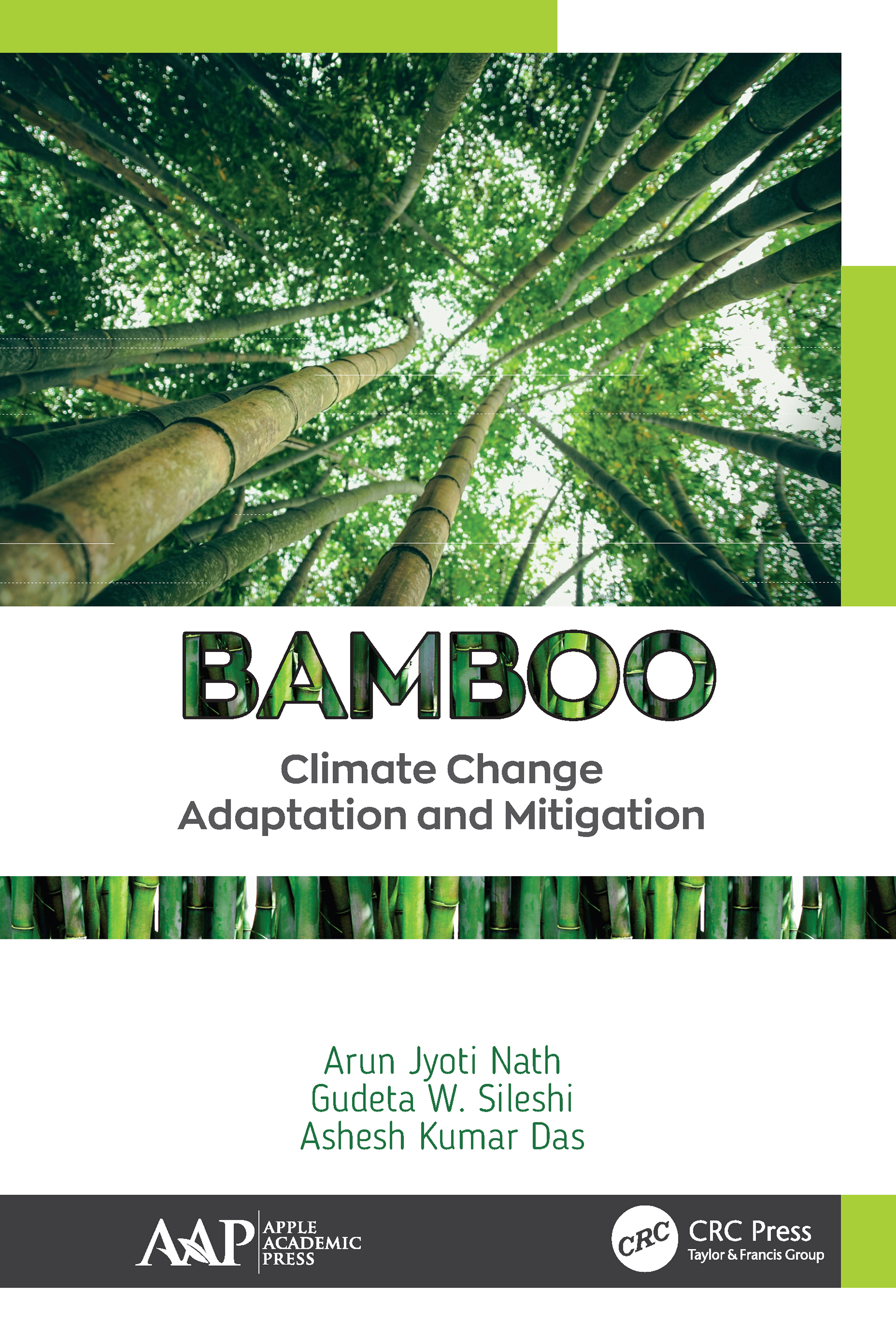Bamboo: Climate Change Adaptation and Mitigation book cover