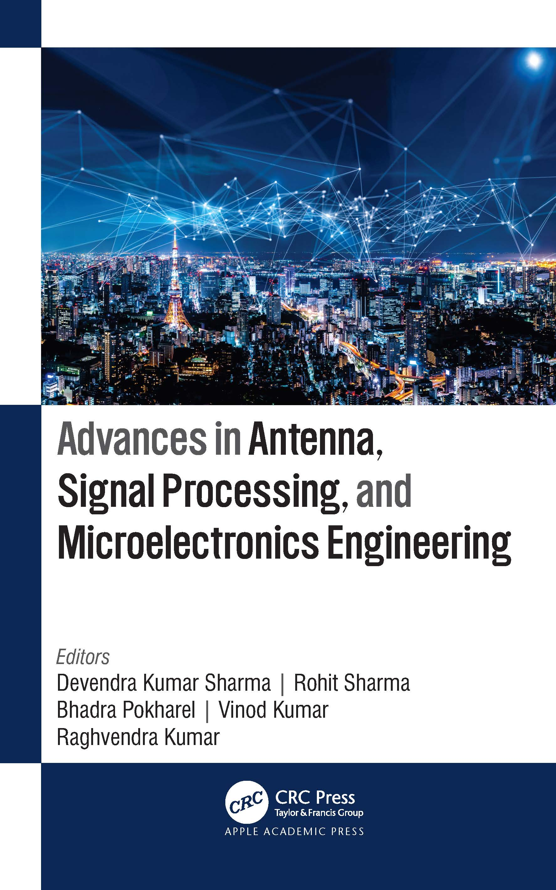 Advances in Antenna, Signal Processing, and Microelectronics Engineering: 1st Edition (Hardback) book cover