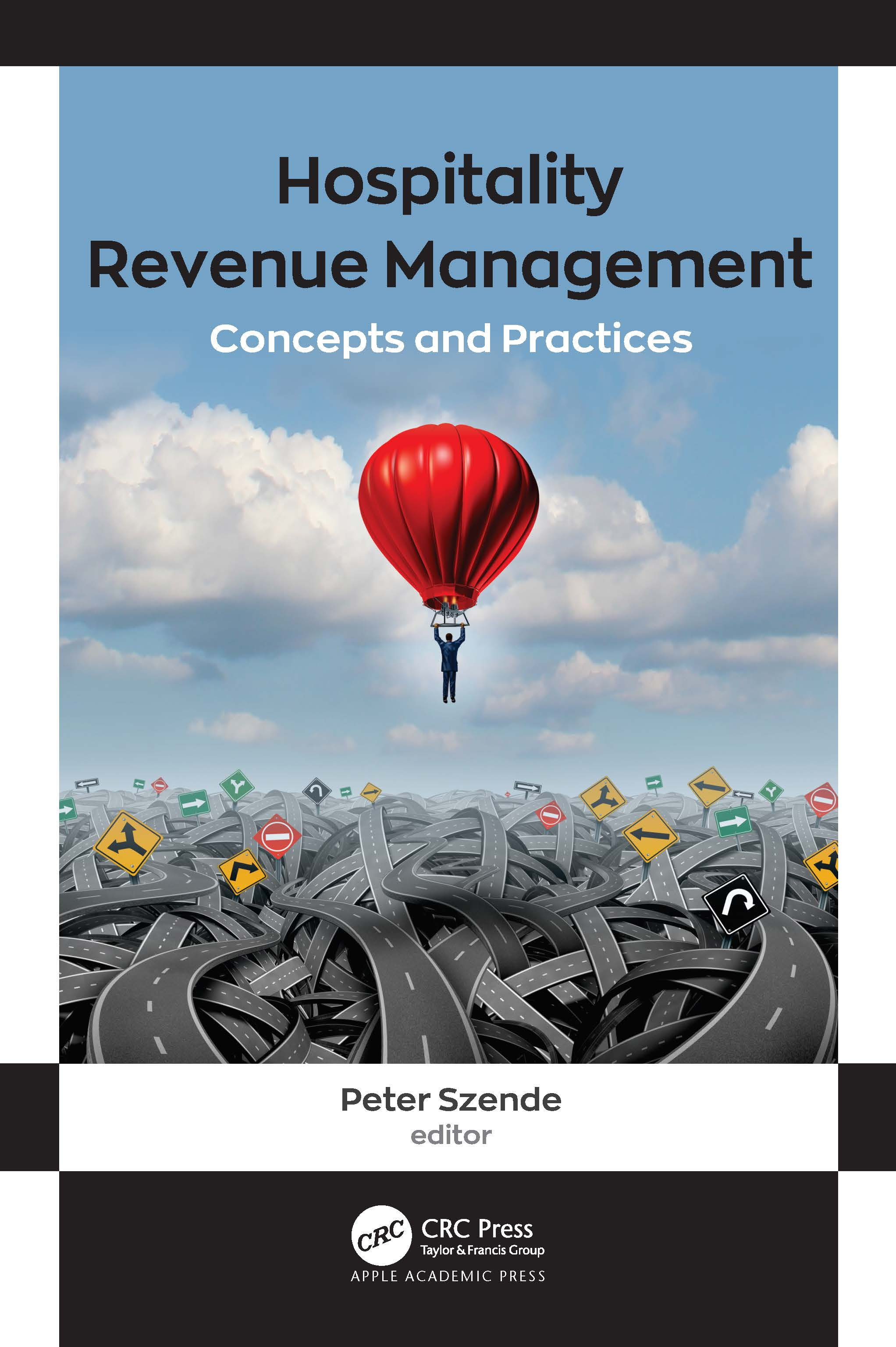 Hospitality Revenue Management: Concepts and Practices book cover