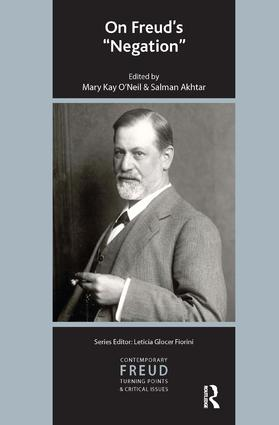 On Freud's Negation: 1st Edition (Paperback) book cover