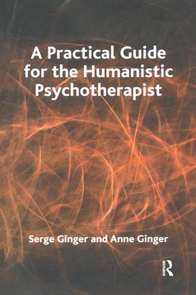 A Practical Guide for the Humanistic Psychotherapist: 1st Edition (Paperback) book cover