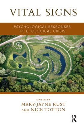 Vital Signs: Psychological Responses to Ecological Crisis, 1st Edition (Paperback) book cover
