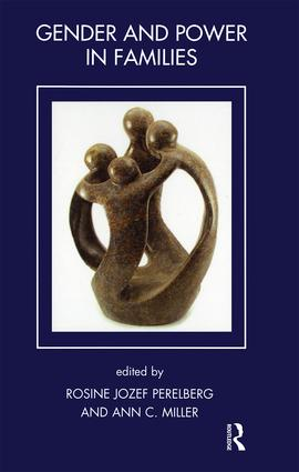 Gender and Power in Families: 1st Edition (Paperback) book cover