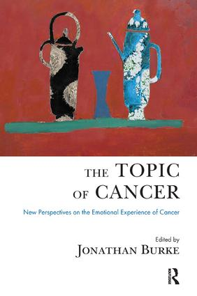 The Topic of Cancer: 1st Edition (Paperback) book cover