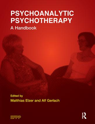 Psychoanalytic Psychotherapy: A Handbook book cover