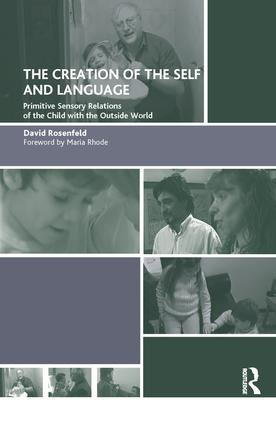 The Creation of the Self and Language: Primitive Sensory Relations of the Child with the Outside World, 1st Edition (Paperback) book cover