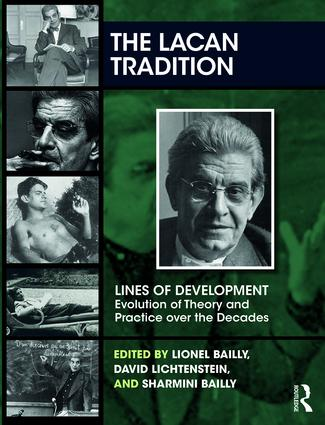 The Lacan Tradition: 1st Edition (Paperback) book cover