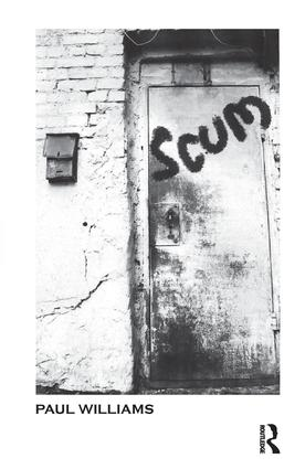 Scum: 1st Edition (Paperback) book cover