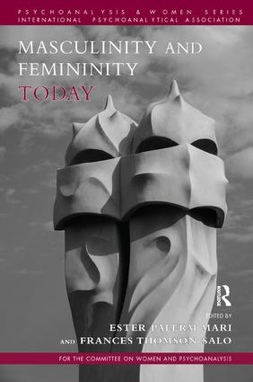 Masculinity and Femininity Today: 1st Edition (Paperback) book cover