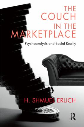 The Couch in the Marketplace: 1st Edition (Paperback) book cover