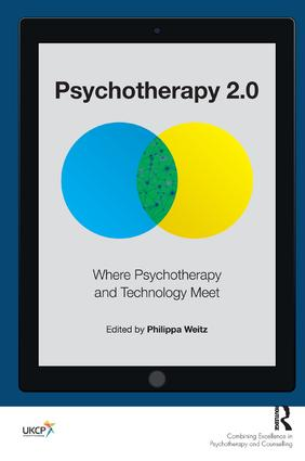 Psychotherapy 2.0: Where Psychotherapy and Technology Meet book cover