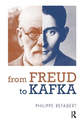 From Freud To Kafka: The Paradoxical Foundation of the Life-and-Death Instinct, 1st Edition (Paperback) book cover