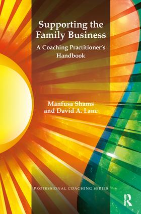 Supporting the Family Business: A Coaching Practitioner's Handbook book cover