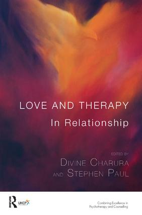 Love and Therapy: In Relationship book cover