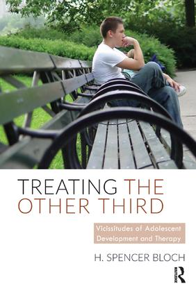 Treating The Other Third: Vicissitudes of Adolescent Development and Therapy, 1st Edition (Paperback) book cover
