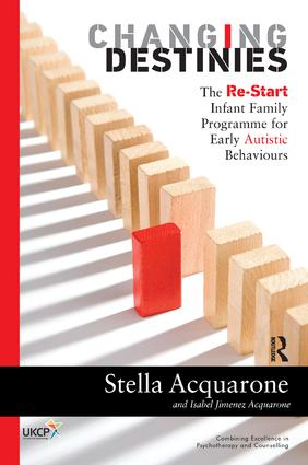 Changing Destinies: The Re-Start Infant Family Programme for Early Autistic Behaviours book cover